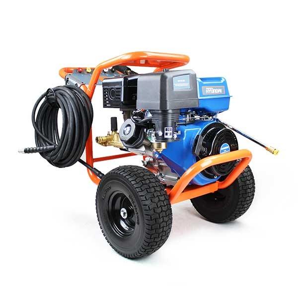 P1PE P4200PWT 4200psi / 290bar Petrol Pressure Washer (Powered by Hyundai)   Hyundai Power Equipment