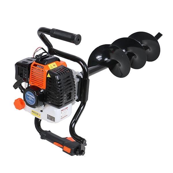 P1PE P5200EA 52cc Petrol Earth Auger / Borer / Drill (Powered by Hyundai) | Hyundai Power Equipment